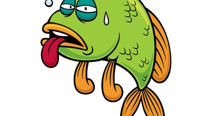 Malattie dei pesci d'acqua dolce