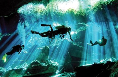immersioni Cenotes