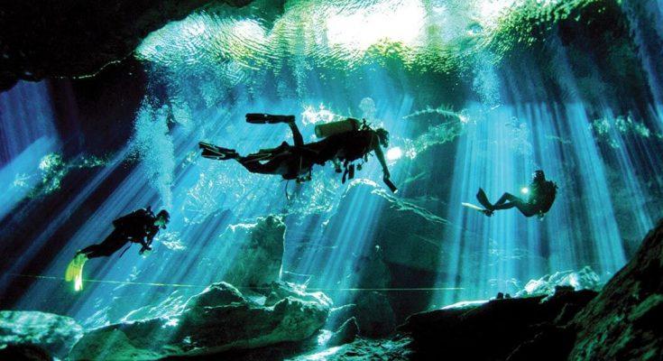 immersioni Cenotes