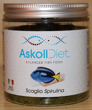 Mangime Askoll Diet Spirulina
