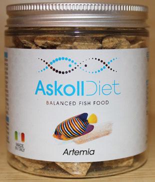 Mangime Askoll Diet Artemia