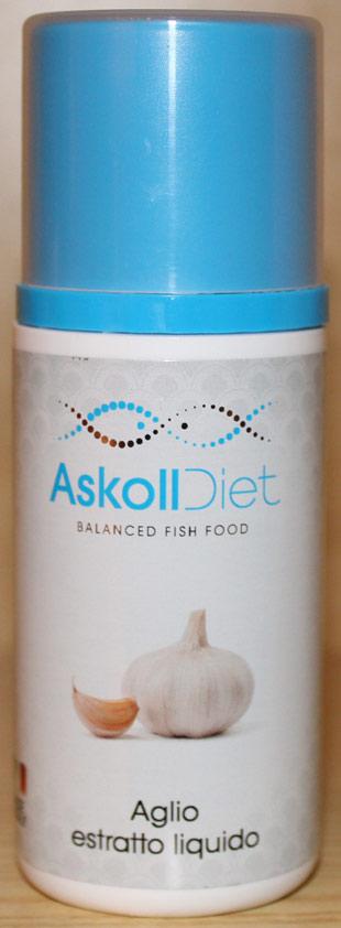 Mangime Askoll Diet Aglio liquido