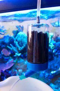 filtro per resine o carbone attivo