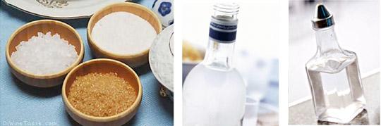 metodo vodka fonti di carbonio