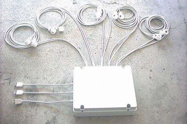 centralina per lampade fluorescenti