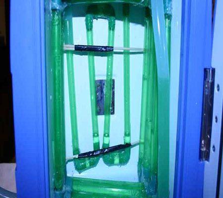 Costruzione di un refrigeratore per acquari