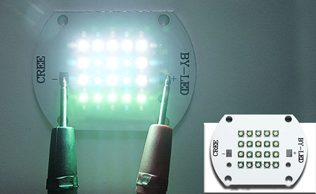 Particolare LED SMD