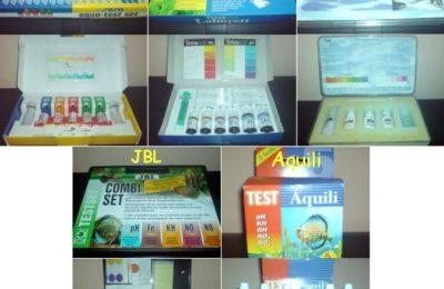 Comparazione test acquario