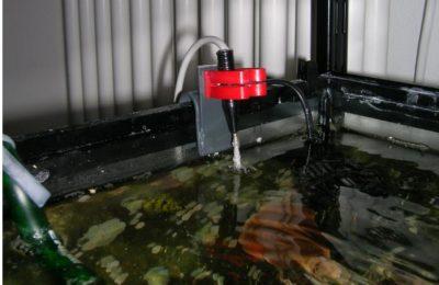 Osmoregolatore con sensore PTC