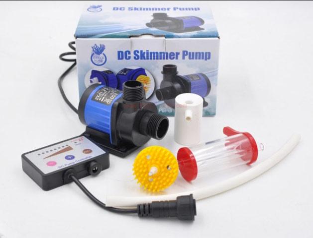 Pompa schiumatoio regolabile