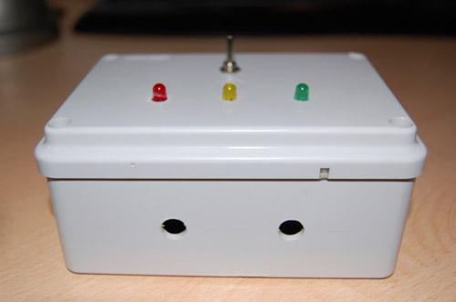 Osmoregolatore elettronico
