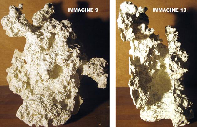 roccia sintetica acquario marino