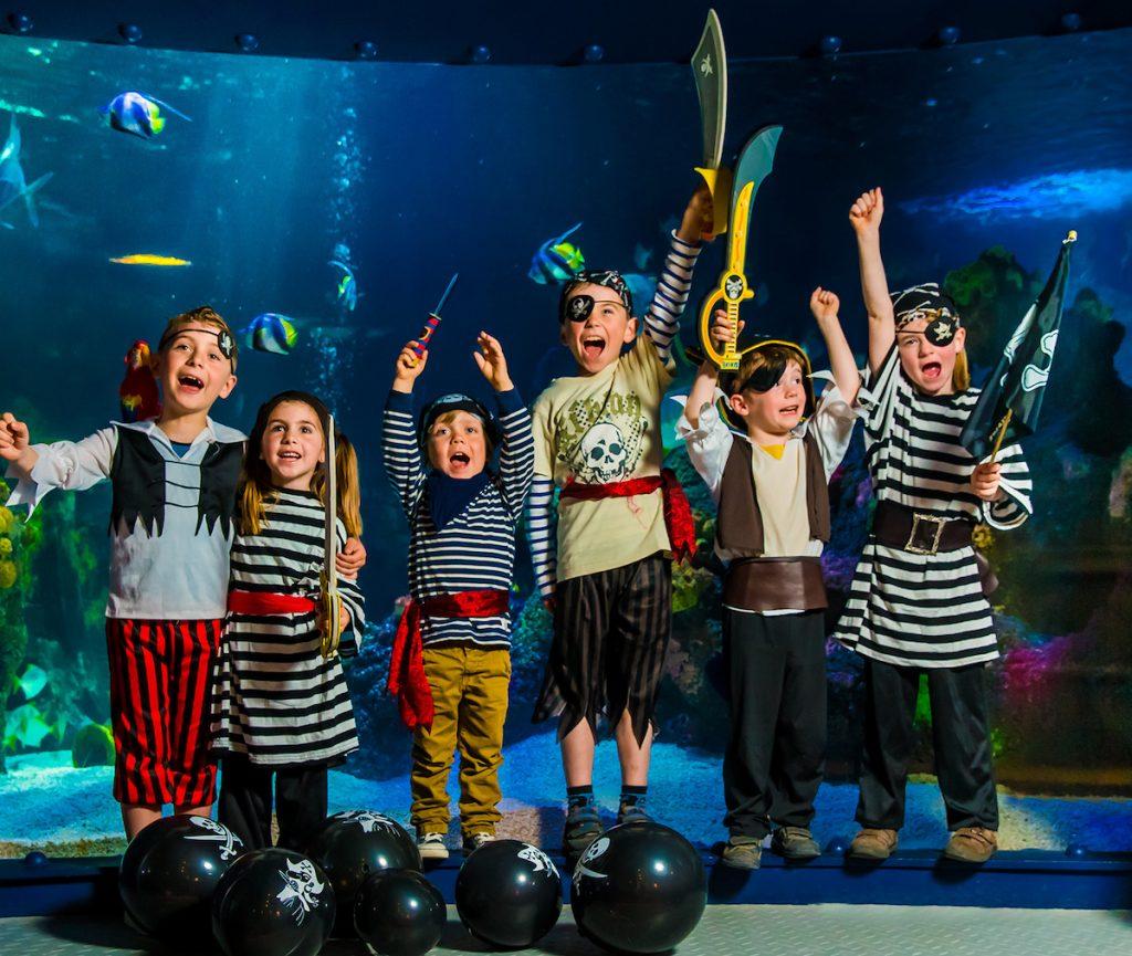 carnevale sea life aquarium