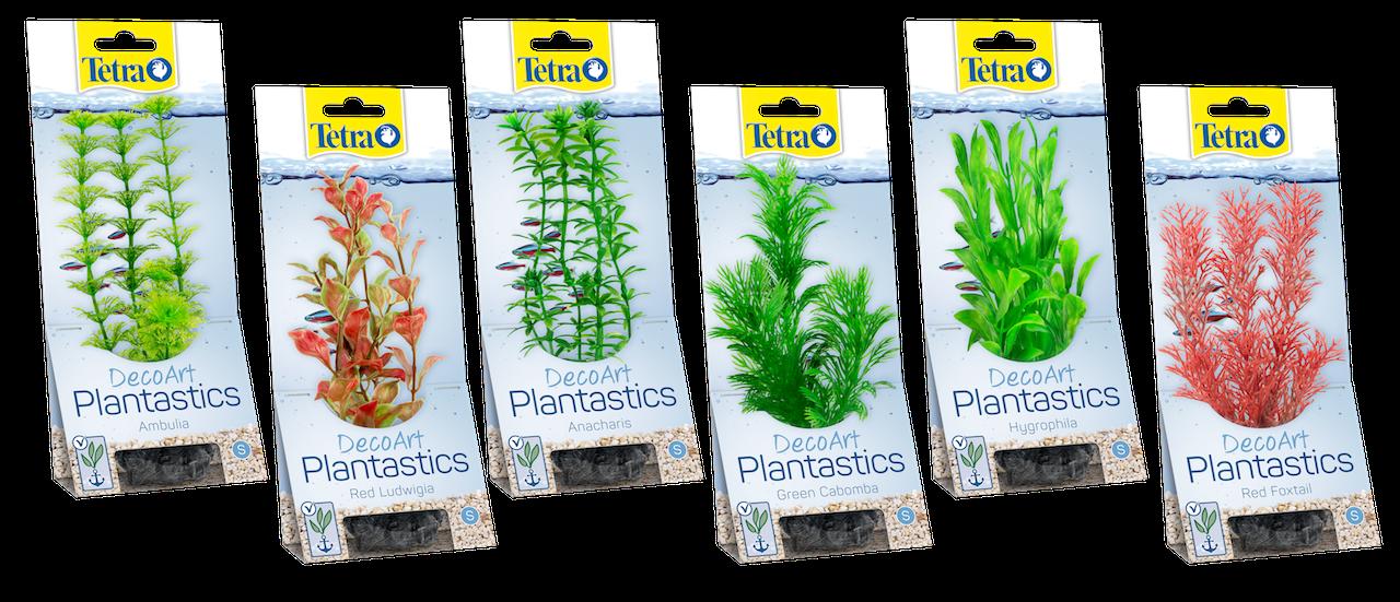 Tetra Plantastics