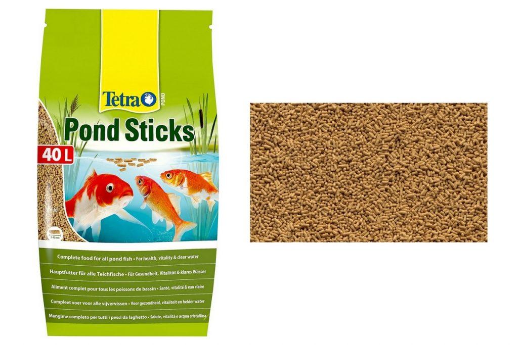 tetra pond sticks