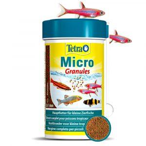 Tetra Micro Granuli