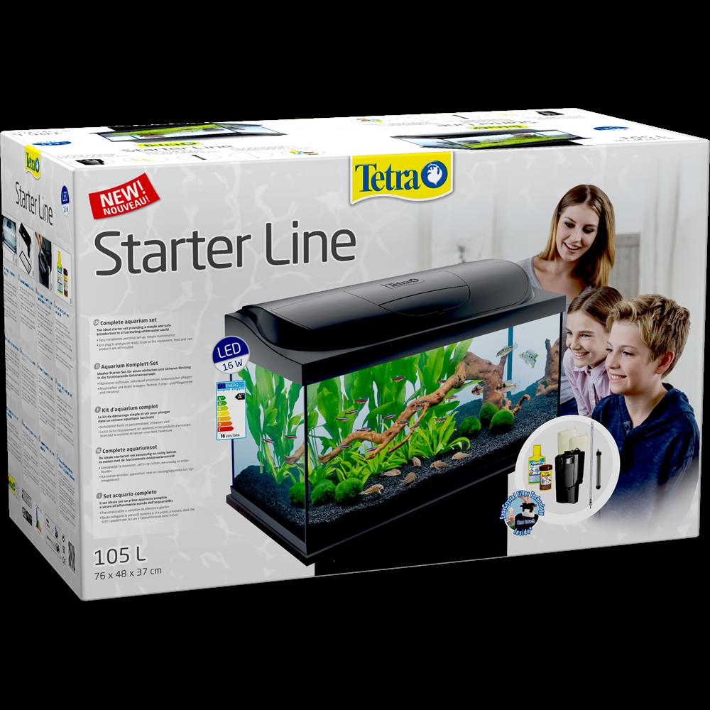 Tetra Starter Line LED 105 L box