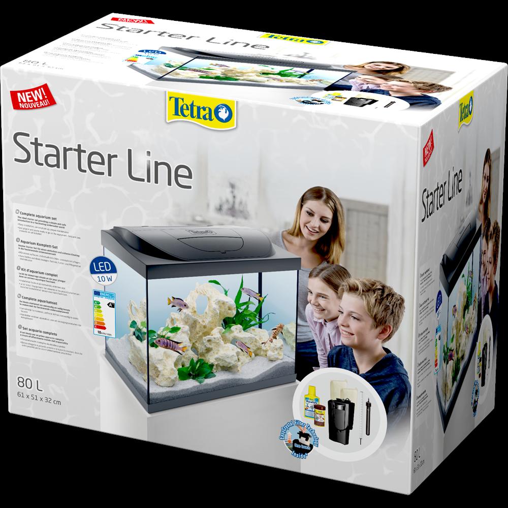 Tetra Starter Line LED 80 L box