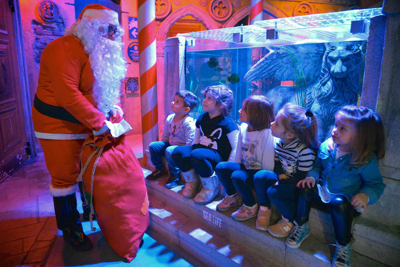 natale-al-sea-life-aquarium